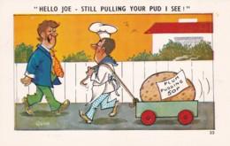 HELLO JOE - STILL PULLING YOUR PUD I SEE - Comics
