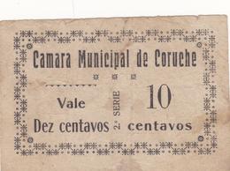 Portugal- Cédula Camara Municipal De Coruche Nº -776  Rara - Portogallo