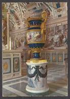 86575/ VATICAN, Bibliothèque, Détail - Vatican