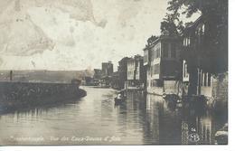 TURQUIE Carte-Photo  CONSTANTINOPLE  Vue Des Eaux Douces D'Asie 1920 BE - Turchia