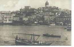 TURQUIE Carte-Photo  CONSTANTINOPLE  Pera Et Galata 1920 TBE - Turquie