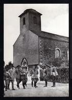 11544-GERMAN EMPIRE-FRANCE-PROPAGANDA POSTCARD ADOLF HITLER.1940.WWII.French.DEUTSCHES REICH.POSTKARTE.carte Postale. - Germany