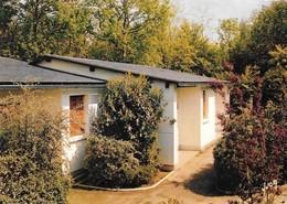 91 Dourdan Village Vacances Familles Les Pavillons (2 Scans) - Dourdan