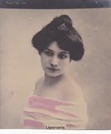 LAPERCERIE. COLORISE. CARD TARJETA COLECCIONABLE TABACO. CIRCA 1915 SIZE 4.5x5.5cm - BLEUP - Berühmtheiten