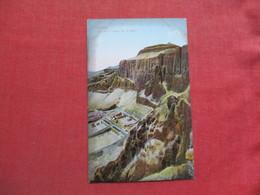 Egypt-- Thebes-- Temple  Der El Bahri    Ref 3372 - Egypt