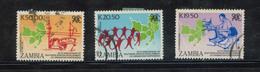Zambia 1990 Anniversary Of SADC 3 Value Fine Used - Zambia (1965-...)