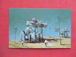 Dreaming Of You --Fantasy Island      Art Work By Morris Katz  Ref 3372 - Cartes Postales