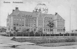 Örebro Folkskolan SWEDEN - Suède