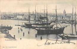 Landskrona Hamnen SWEDEN - Suède
