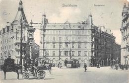 Stureplanen Stockholm SWEDEN - Suède