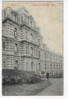 BELGIQUE - MONS - L'Ecole Normale - Animée - 1908 (E23) - Mons