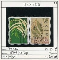 Japan - Japon - Nippon - Michel 1749-1750 - Oo Oblit. Used Gebruikt4 - 1926-89 Emperor Hirohito (Showa Era)