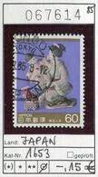 Japan - Japon - Nippon - Michel 1653   - Oo Oblit. Used Gebruikt - 1926-89 Emperor Hirohito (Showa Era)