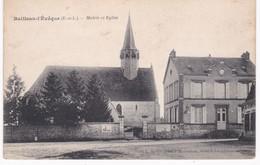 28 Eure Et Loir -  BAILLEAU-l'EVÊQUE - Mairie Et Eglise - Autres Communes