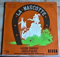 AUDRAN, La Mascotte, Album 2 Disques - Opera