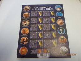 B 118 ** De 12 Sterrenbeelden 2011 SPOTPRIJS - Booklets 1953-....