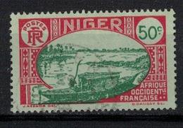 NIGER           N°  YVERT   41     OBLITERE       ( O   3/56 ) - Usati