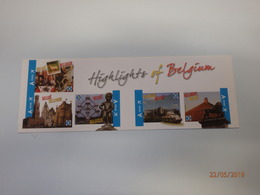 B 119 ** Highlights Of Belgium 2011 SPOTPRIJS - Booklets 1953-....