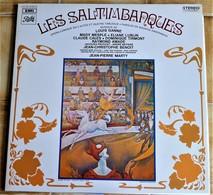 Louis GANNE, Les Saltimbanques, Album 2 Disques - Oper & Operette