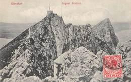 PIE.LOT CH-19-4956 : GIBRALTAR. SIGNAL STATION - Gibraltar