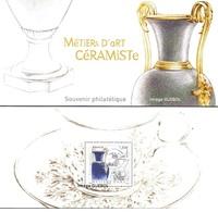 France 2018 - Feuillet Bloc Souvenir N° 146 ** Métiers D'art - Céramiste - Francia