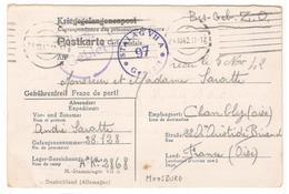 17571 - STALAG VII A MOORSBURG - Guerre De 1939-45