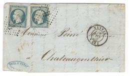 17572 - Tarif  50 C - Marcophilie (Lettres)