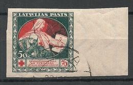 LATVIA Lettland 1921 Michel 53 X O - Lettland