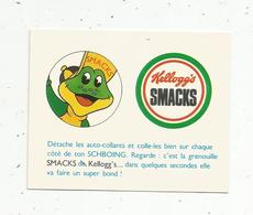 Autocollant ,  KELLOG'S SMACKS - Autocollants