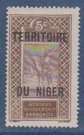 NIGER        N°  YVERT  4   NEUF AVEC CHARNIERE      ( Char 02/21 ) - Unused Stamps