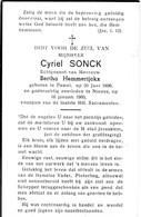 Pamel, Ninove, 1960, Cyriel Sonck, Hemmerijckx - Devotion Images