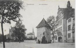 AK 0242  Osnabrück - Am Schloßwall / Partie Um 1908 - Osnabrück