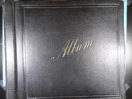 Ancien Album Pour 300 CPA Ou Photos (50 Pages X 6 Cartes) - Supplies And Equipment