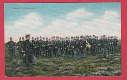 Armée Belge - Infanterie - Clairons Et Musique - 1906  ( Voir Verso ) - Reggimenti