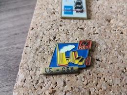 1 Pins Edf  CENTRAL UE CEH HBL - EDF GDF