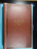Ancien Album Pour 378 CPA  (126 Pages X 3 Cartes) - Materiaal