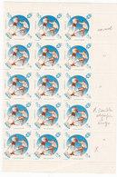 Lebanon-Liban Olymp.Roma 2,50,Strip Of 15,top 3 Strip Normal,down,2 Strip DBL RINGS,2 Stamps Damaged-RED Pr. SKRILL ONLY - Lebanon