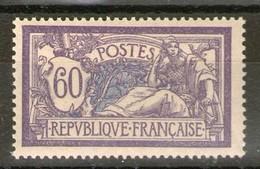 N° 144g**_papier GC Crème Et Fin_Dallay Cote 9.00_(V698) - 1900-27 Merson