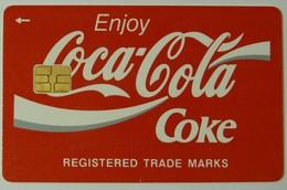 BELARUS - Chip - 200 Units - Coca Cola - 2000ex - Used - Belarus