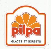 Autocollant , PILPA ,  Glaces Et Sorbets - Autocollants