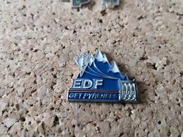 1 Pins Edf  GET PYRENNEES HTA - EDF GDF
