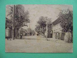 ASHGABAT Askhabad 1920s Karl Liebknecht Street, Old Kirpichnaya. CERABCOOP. Russian Postcard. Turkmenistan - Turkmenistan