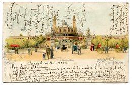 CPA - Carte Postale - France - Souvenir De Paris - 1905 (C8640) - Souvenir De...