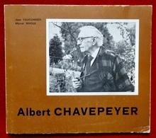 Albert CHAVEPEYER Par Jean Fauconnier Et Marcel Nihoul - Châtelet - Belgique
