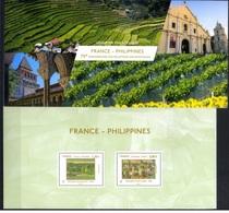 France 2017 - Souvenir Philatelique N° 135 ** Emission Commune France - Philippines Mnh - Francia