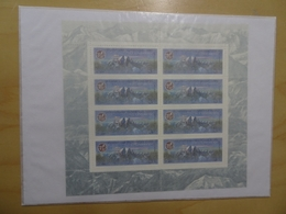 UDSSR Michel Nummer 5636 Kleinbogen Postfrisch (9050) - Blokken & Velletjes