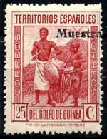 Guinea Española Nº 208M En Nuevo - Spaans-Guinea