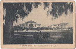 CASABLANCA. Bureaux De La Subdivision Et De La Place. 26 - Casablanca