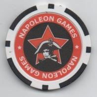 Jeton De Casino : Napoléon Games Belgique €5 - Casino