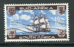 AFRIQUE DU SUD- Y&T N°264- Oblitéré (bateaux) - Afrique Du Sud (1961-...)